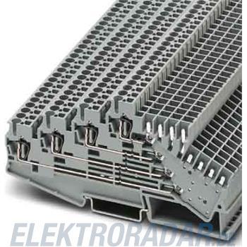 Phoenix Contact Steckbare Zugfederreihenkl ST 2,5-4L/2P-Z