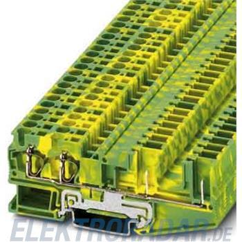 Phoenix Contact Steckbare Zugfederreihenkl ST 4-QUATTRO/2P-PE
