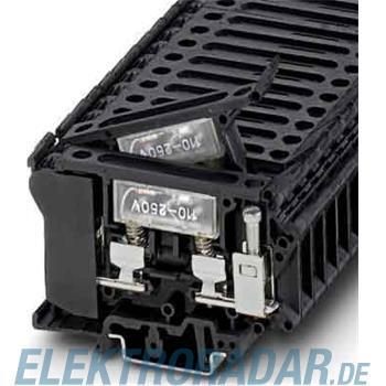 Phoenix Contact Sicherungs-Reihenklemme UK 6,3-HESILA 250