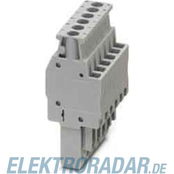 Phoenix Contact COMBI-Stecker UPBV 2,5/ 1 BU
