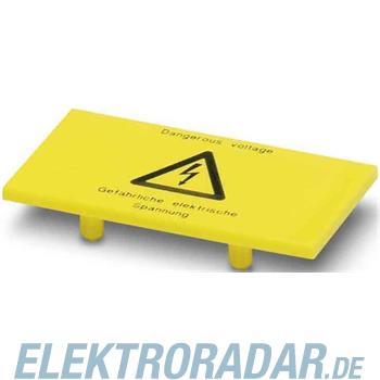 Phoenix Contact Warnschild, für die Geräte WS-G5/4