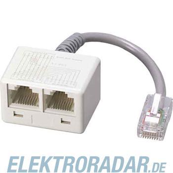 BTR Netcom ISDN-Adapter WE 8-2xWE 8 6,0m