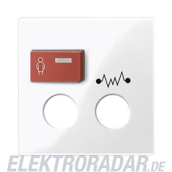 Merten Zentralplatte pws/gl 450319