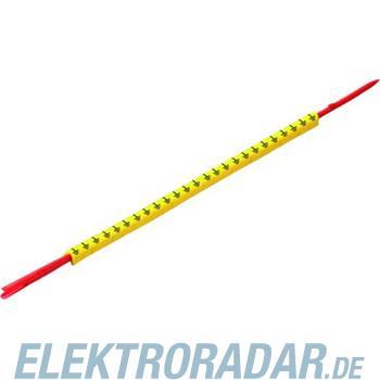 Weidmüller Leitermarkierer CLI R 02-3 GE/SW ET
