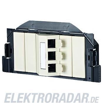BTR Netcom Anschlussdose E-DAT 3x8(8) GB2 pws