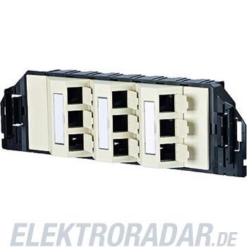 BTR Netcom Anschlussdose E-DAT 9x8(8) GB3 pws