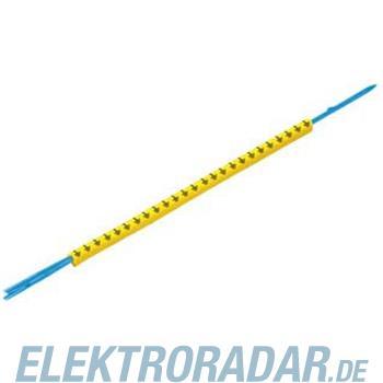 Weidmüller Leitermarkierer CLI R 1-3 GE/SW +