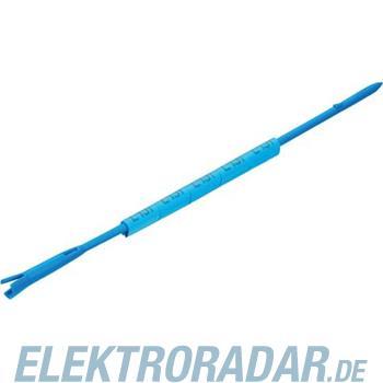 Weidmüller Leitermarkierer CLI R 1-3 BL/SW -