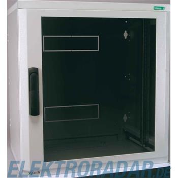 Eaton 19Z-Wandgehäuse NWE-4B09/GL/SH