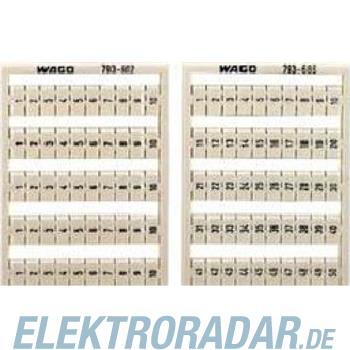 WAGO Kontakttechnik WMB-Bezeichnungssystem 793-608