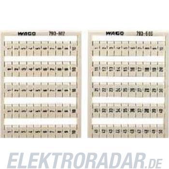 WAGO Kontakttechnik WMB-Bezeichnungssystem 793-611
