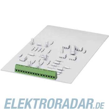 Phoenix Contact Print-Schraubklemmenblock MKDS 1/ 6-3,81