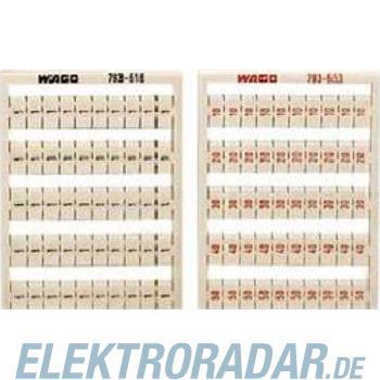 WAGO Kontakttechnik WMB-Bezeichnungssystem 793-653