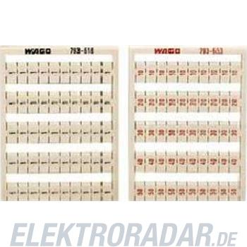 WAGO Kontakttechnik WMB-Bezeichnungssystem 793-655