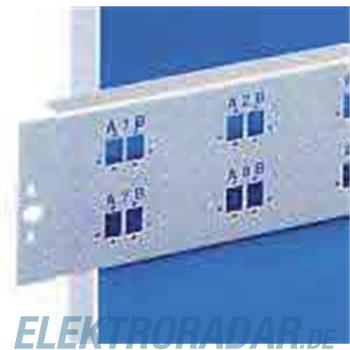 "Rittal Patch-Panel, 19"", f. E-200 DK 7133.124"