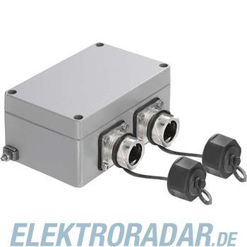 Weidmüller Flanschdose 2Port IE-OM-V01M-K21-2R
