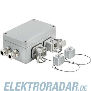 Weidmüller Flanschdose 2Port IE-OM-V05M-K21-2L