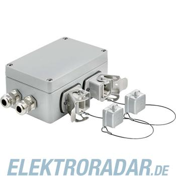 Weidmüller Flanschdose 2Port IE-OM-V05M-K21-2S