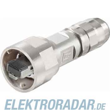 Weidmüller RJ45 Set m.Crimpanschluss IE-PS-V01M-RJ45-TH