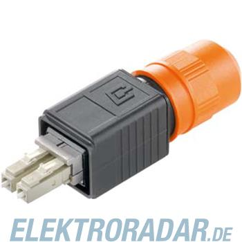 Weidmüller LWL LC Set Multimode IE-PS-V04P-2LC-MM