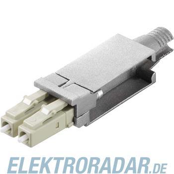 Telegärtner STX LC-D Steckereinsatz F80073A0000