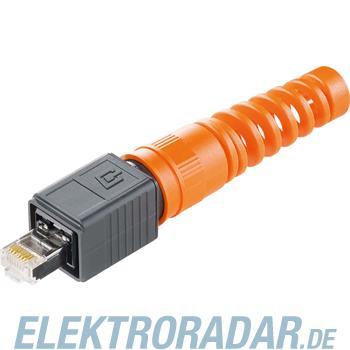 Telegärtner STX V4 RJ45-Steckerset J80026A0016