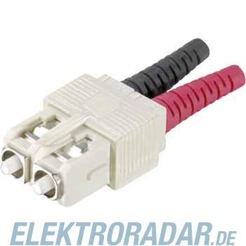 Telegärtner STX IP20 SC-RJ-Stecker J88080A0006