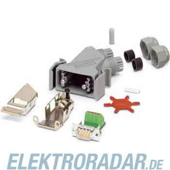 Phoenix Contact D-SUB-Steckverbinder VS-09-PROFIBUS-SP