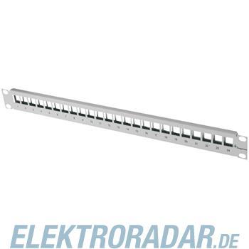 Telegärtner 19Z Modulträger 1 HE, schw H02025A0221
