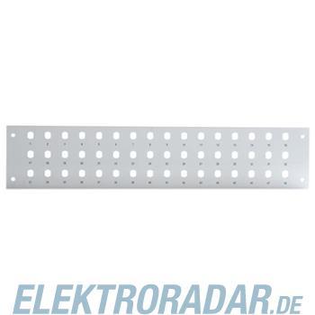 Telegärtner Vert. Platte-Wandvert.RAL7 H02025A0278