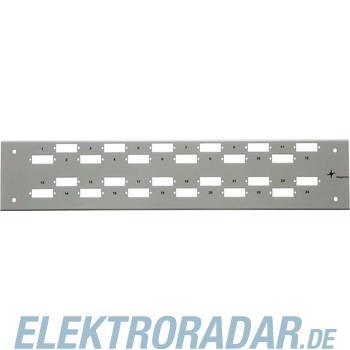 Telegärtner Frontplatte für Gehäuse Ty H02025A0420