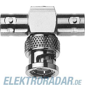 Telegärtner BNC-T-Stück, 50 Ohm Bu-Sti J01004F0616