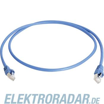 Telegärtner Patchkabel F/UTP Cat.5e bl L00006D0093