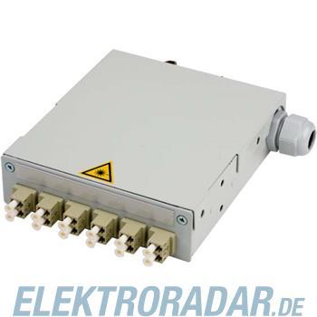 Telegärtner TS-Verteiler mit 6xLC-D H82050S0005
