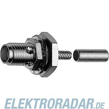 Telegärtner SMA-Einbaubuchse Cr Au J01151A1091