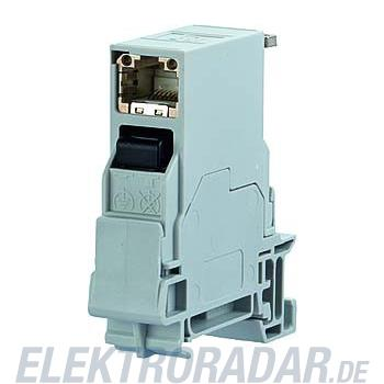 BTR Netcom Hutschienenmodul Kat6 1401806113-KE