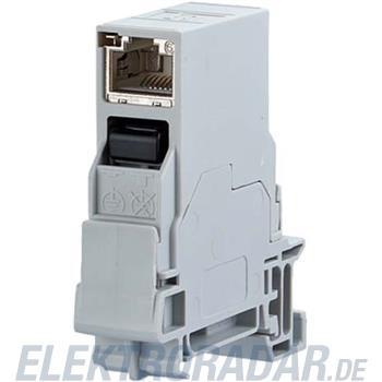 BTR Netcom Hutschienenmodul Kat6 1401206113-KE