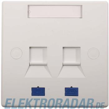 Telegärtner Modulaufnahme 2-fach H02010A0056