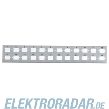 Telegärtner Verteilerplatte f.24xFC/PC H02025A0148