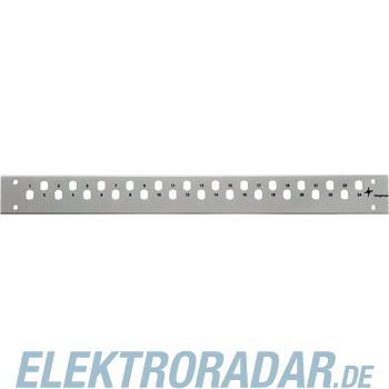 Telegärtner Frontplatte ECO/Basi.V 1HE H02025A0477