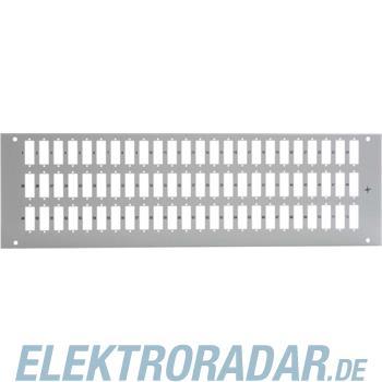 Telegärtner Frontplatte Basis V 3HE H02025A0523