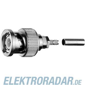 Telegärtner BNC-Kabelstecker J01000B0018Z