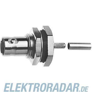 Telegärtner BNC-Einbaubuchse cr/cr J01001C0045