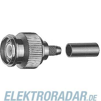 Telegärtner TNC-Kabelstecker cr/cr J01010A0035