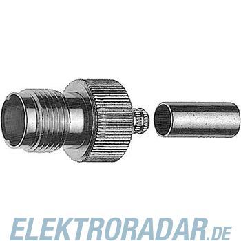Telegärtner R-TNC-Buchse Revers. cr/cr J01011R0006