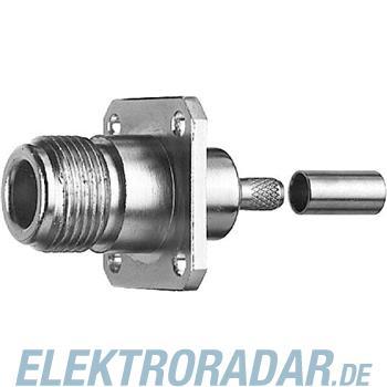 Telegärtner N-Kabeleinbaubuchse m.Fla. J01021A0149