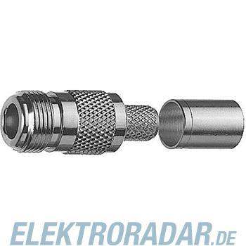 Telegärtner N-Kabelbuchse cr/cr J01021A0155