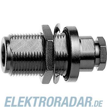 Telegärtner N-Kabeleinbaubuchse 50Ohm J01021H0081