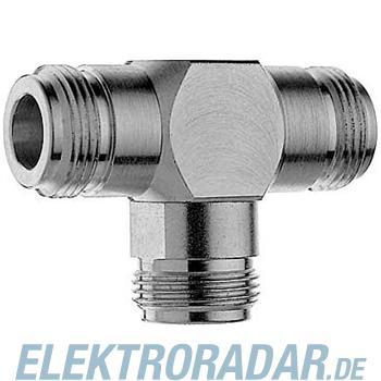 Telegärtner N-T-Stück (F-F-F) 50Ohm J01024J1098