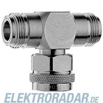 Telegärtner N-T-Stück (F-M-F) 50Ohm J01024J1120